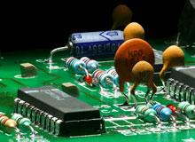 Logiciel de production industrielle de cartes électroniques.