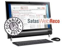 Hébergement et maintenance de la solution d'édition de recommandé en ligne SatasWebReco